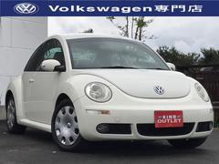 VW ニュービートルEZ 1年保証/1オーナー/ナビ/ETC/Bソナー