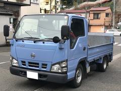 アトラストラックパワーゲート車 1.5トン 5MT 1オナ 走行2.7万キロ