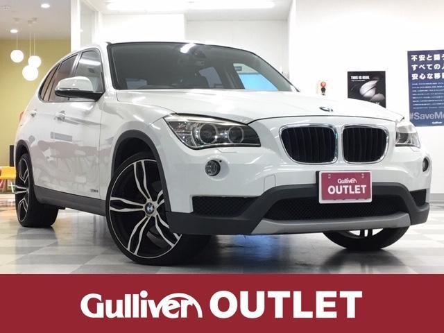 BMW sDrive 18i 純正HDDナビ・プッシュスタート・スマートキー・ETC・横滑り防止装置・純正20インチホイール・MTモード付きAT・HIDライト・横滑り防止装置