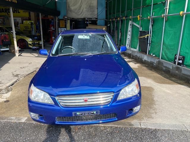 トヨタ RS200 Zエディション RS200Zエディション TEIN車高調 グラムライツ18インチ モデリスタメーター