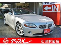 BMW Z43.0i ナビ 黒革 シートヒーター キーレスキー 状態良好
