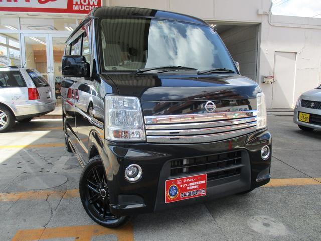 日産 4WD G SDナビ両電動ドア電動ステップ外15AW1年保証
