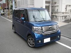 N BOX+福祉車両 スローパー 電動ドア テレビ ETC バックカメラ