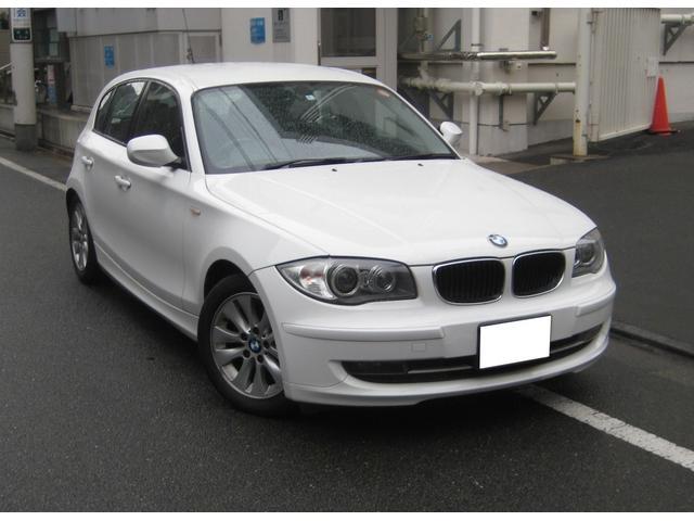 BMW 116i ETC  ナビ テレビ バックカメラ 禁煙車