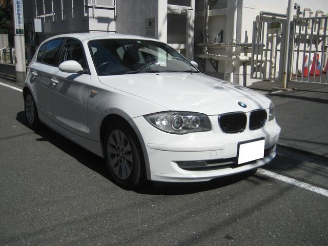 BMW 1シリーズ 116i キセノンライト ETC ナビ バッ...