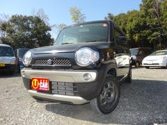 ハスラーA 4WD シートヒーター 1年保証付 鑑定書