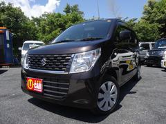 ワゴンRFX 4WDシートヒーター1年保証 ETC 3年保証対象車