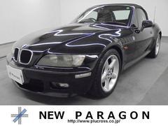 BMW Z3ロードスター2.2i 黒革シート シートヒーター HID ポータブルナビ