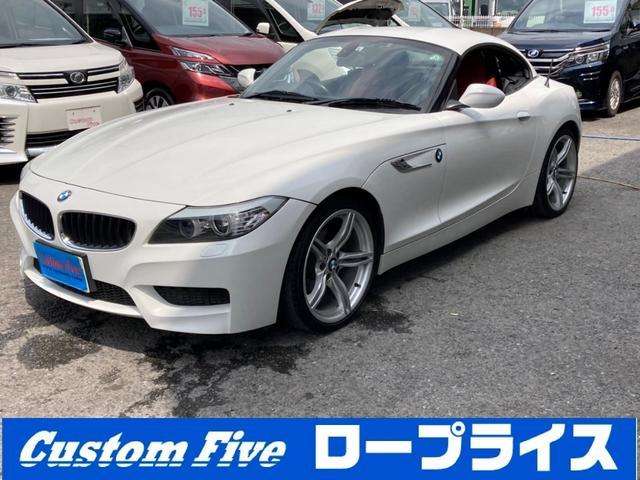 BMW sDrive23i MスポーツPKG 赤本革スレ無し メモリーシート 19インチホイール