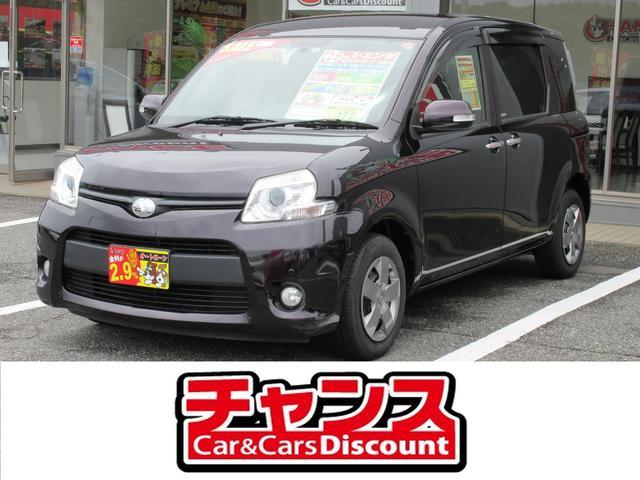 トヨタ シエンタ DICEリミテッド SDナビ CD ブルートゥース ETC
