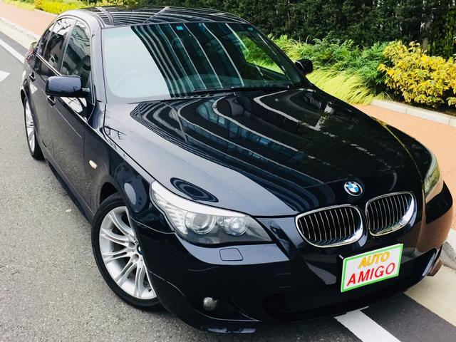 BMW 525i Mスポーツパッケージ HDDナビ レザーシート