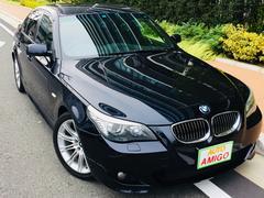 BMW525i Mスポーツパッケージ HDDナビ レザーシート