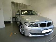 BMW120i ワンオーナー バックカメラ HDDナビ