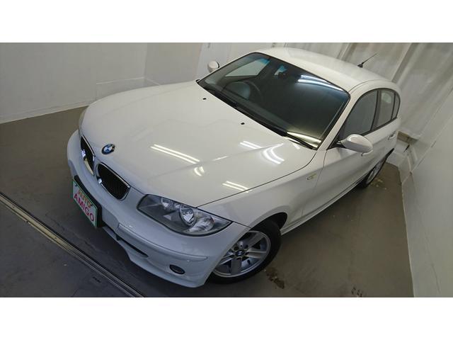 BMW 120i ETC 純正アルミホイール キーレス