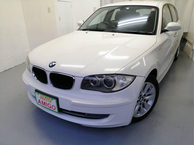 BMW 1シリーズ 116i キセノンヘッドライト HDDナビ ...