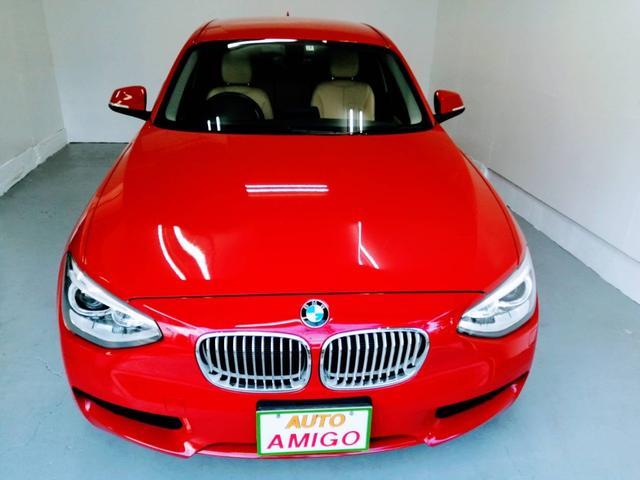 BMW 116i 純正アルミ ETC 革シート ドラレコ Bカメラ