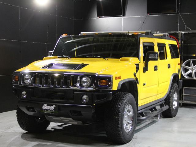 ハマー ベースグレード 4WD