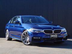 BMW523d Mスポーツ Mエアロダイナミクスパッケージ