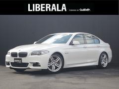 BMW5 サンルーフ 黒革 フルセグTV