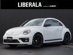 VW ザ・ビートルブラックスタイル 150台限定 クルコン 純正HDD 白/黒
