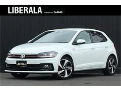 VW ポロGTIベースグレード バーチャルC ACC 純正ナビTV