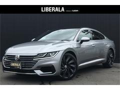 VW アルテオンRライン 4モーションアドバンス ACC SR 黒革