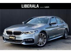 BMW523d Mスポーツ ハイライン・イノベーションP 黒革