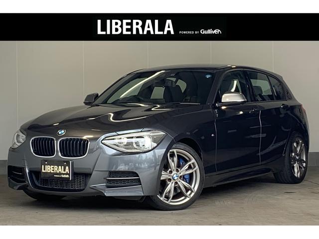BMW 1シリーズ M135i インテリSFT 黒革 コンフォA 純正18AW