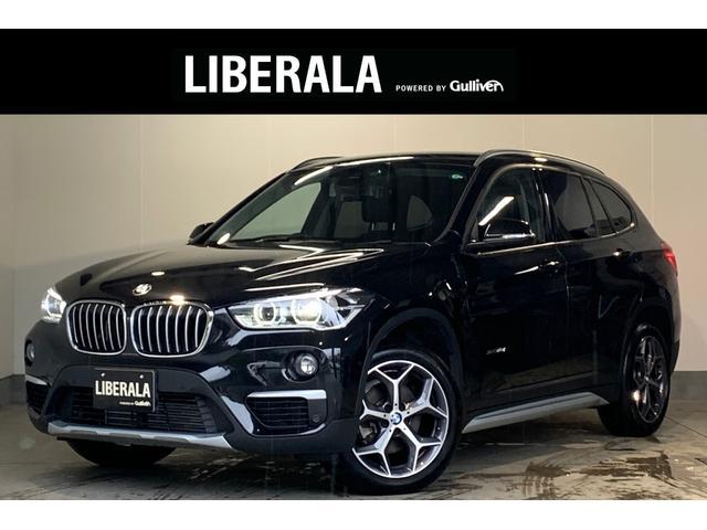 BMW xDrive 18d xライン ACC インテリSFT 衝突軽減B レーンアシスト 純正ナビ Bカメラ ヘッドアップディスプレイ ハーフレザーシート シートヒーター 純正18インチAW ルーフレール ミラーETC LEDライト