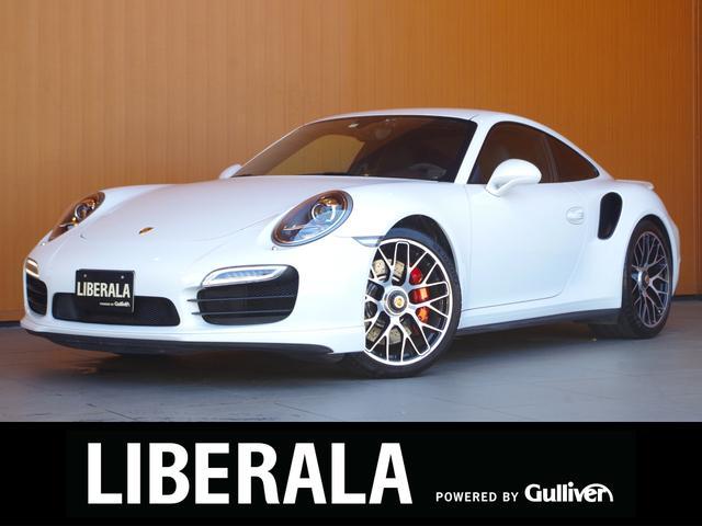 ポルシェ 911 911ターボ エントリードライブ ターボS用20インチAW カーボンインテリア アルカンターラステアリング レザーシート シートヒーター サイバーナビ バックカメラ BOSEサウンド クルーズコントロール ETC