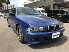 BMW525iツーリング Mスポーツパッケージ ETC