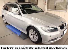 BMWディーラー下取り車 一年点検整備保証 対策品多数 HDDナビ