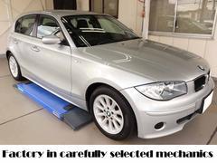 BMW女性1オーナー 買物使用車 1年整備保証付 ディーラー保証可