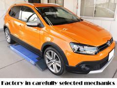 VW ポロガレージ保管 ディーラー下取り メカトロ対策済み