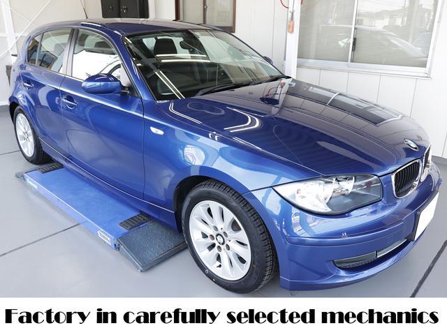 BMW ディーラー下取り 新品タイヤ 対策品パーツ ガレージ保管