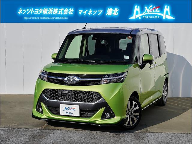 トヨタ カスタムG-T弊社元試乗車自動ブレ-キ純正ナビ後席モニタ-