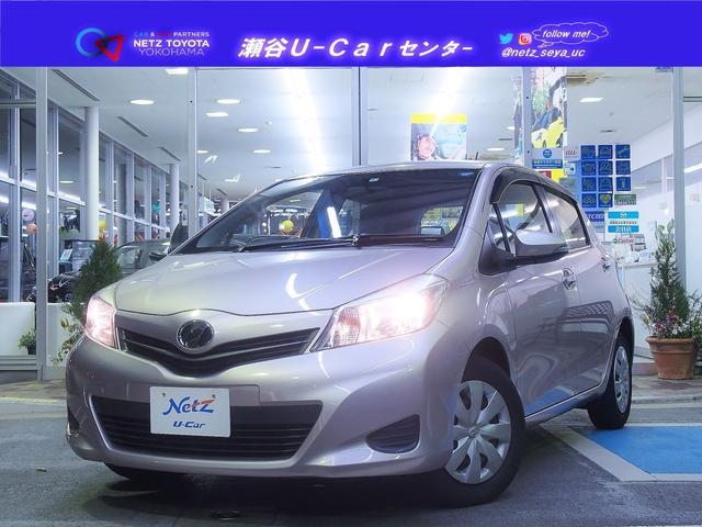 トヨタ 1.0F Mパッケージ 純正ナビ キ-レス 1オ-ナ-