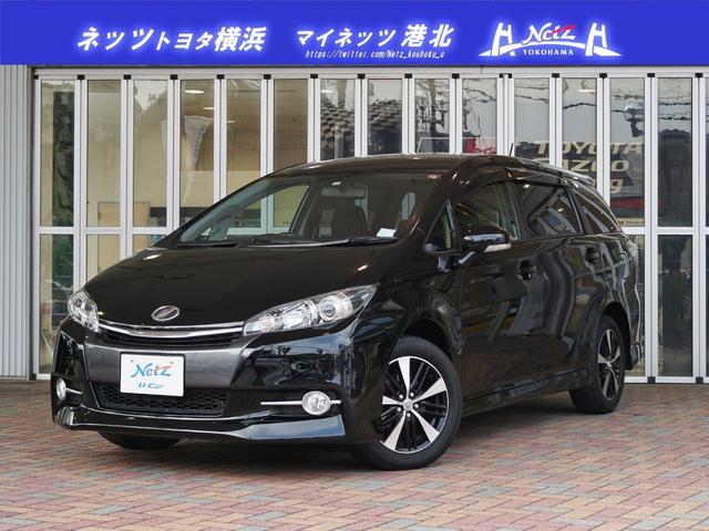 トヨタ 1.8S 純正ナビBカメラETCスマートキ-ワンオ-ナ-