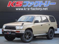 ハイラックスサーフSSR−X 3.0DT 新品AW 新品タイヤ 4ナンバー可能