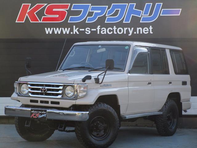 トヨタ LX NOX適合 ナロー仕様 BFAT 4ナンバー登録