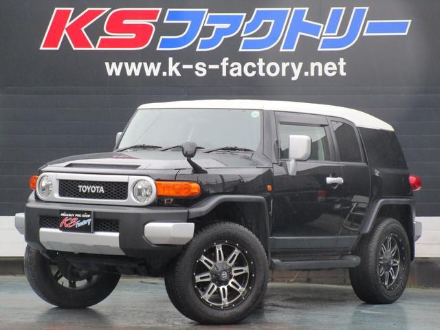 トヨタ オフロードPKG ワンオーナー 2インチUP 社外AW