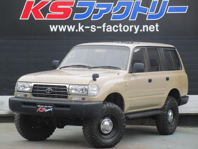 トヨタ VX-LTD 最終型 3インチUP 社外AW セキュリティ