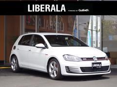 VW ゴルフGTIベースグレード ACC HIDヘッドライト