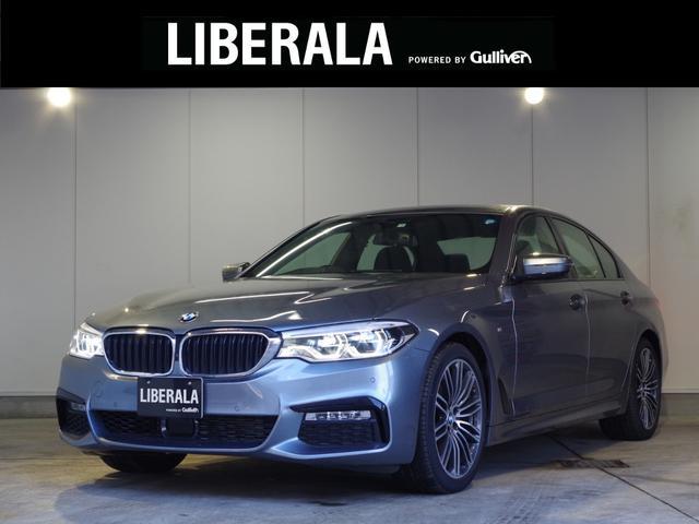BMW 523d Mスポーツ ACC イノベーションPKG