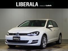 VW ゴルフTSIハイライン ACC/LKA/純ナビ/バックカメラ