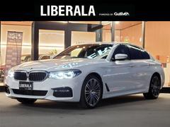 BMW523i Mスポーツ 黒革/純ナビ/全方位カメラ/ACC