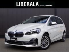 BMW1オーナー/黒革/インテリジェントS/電動リアゲート/禁煙車