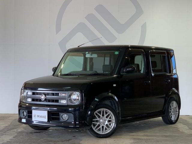 日産 キューブ 15RX 新春特別価格車両