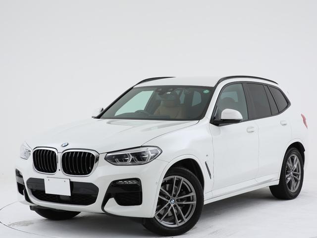 BMW X3 xDrive 20d Mスポーツ ディーゼルターボ4WD