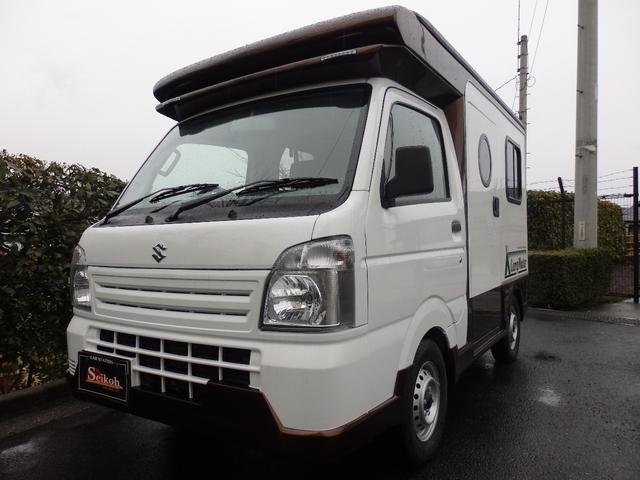 KC CampMaster5AGS4WD8ナンバー
